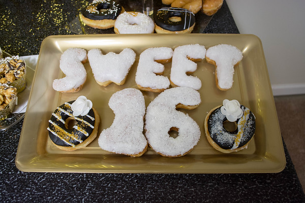 Nayani's Sweet 16