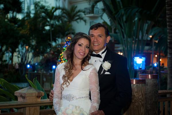 Lizzy and Antonio
