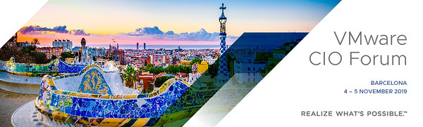 VMware Barcelona 2019