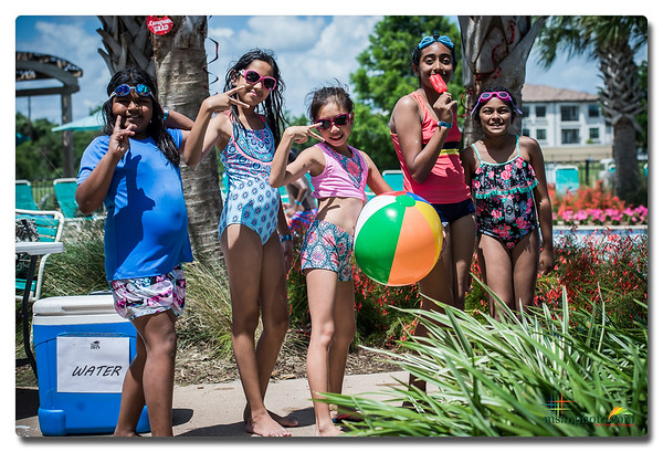 ASE Fifth Grade - Pool Party 2019
