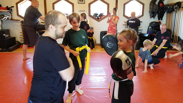 1806 PD Father's Day Hapkido