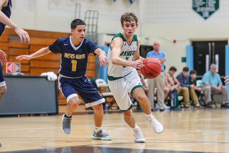 Ransom Everglades Boys' Basketball
