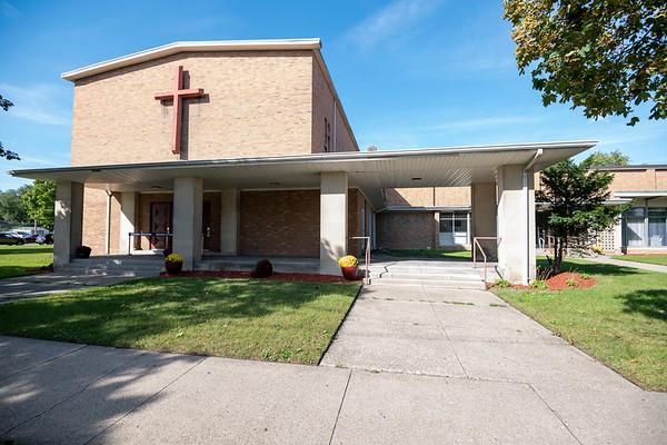 Open Door COGIC Church Dedication