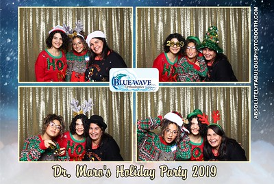 Dr. Maro's 2019 Holiday Party