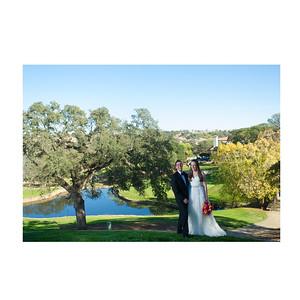 Sage Wedding album for Nicole and Chris