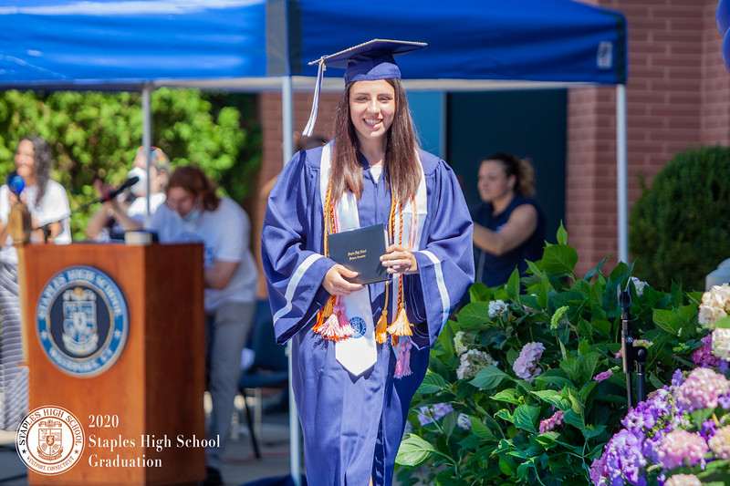 Dylan Goodman Photography - Staples High School Graduation 2020-147.jpg