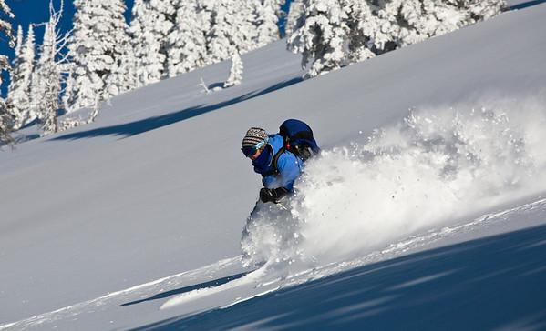 Skiing & Winter Scenes