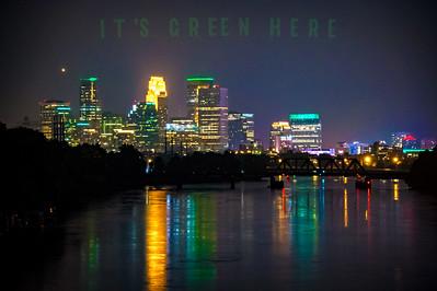 150th Green Scenes
