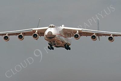 Antonov An-225 Mriya Cossack Military Airplane Pictures