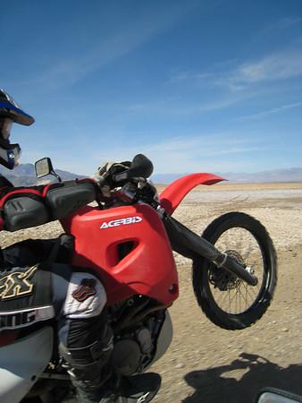 Death Valley 350 Enduro 3/07