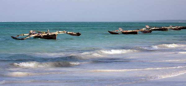 Zanzibar - Above Water - July 2008