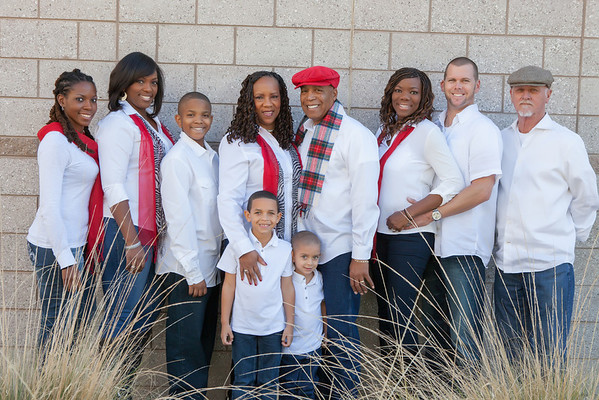 Navonna's Family