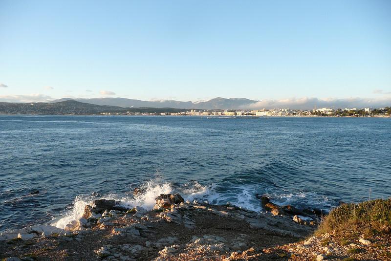 Cap d'Antibes. France