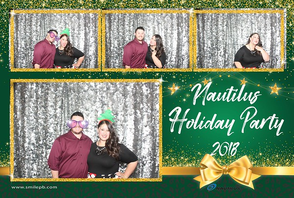 Nautilus Holiday Party 2018