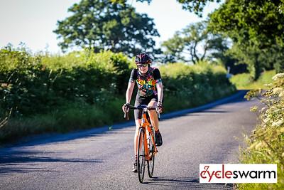 Cycle Swarm Norwich 2018 0730-0800