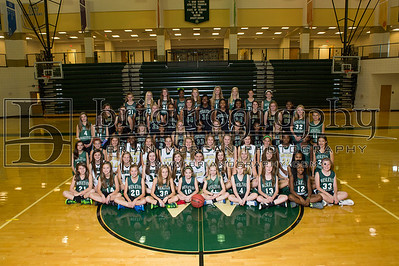 2013-14 Girls Team and Individuals