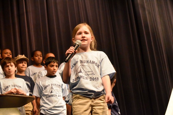 3rd & 4th Grade Plays and 5th Grade Musical Review 2018