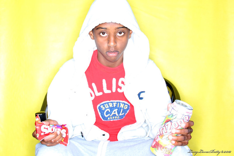 Hoodies for Trayvon Martin