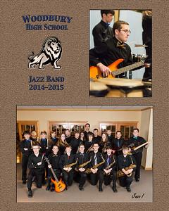 Woodbury HS Jazz 2015