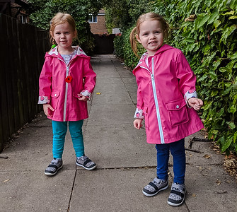 0914 Twins First Day at Nursery