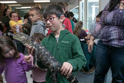 Animal Adventures at FPL, Dec. 27, 2019