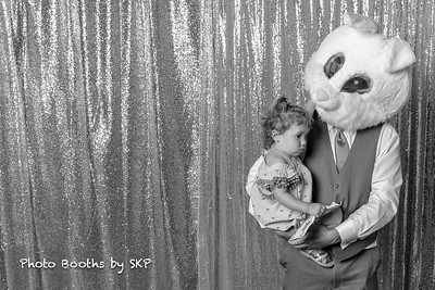 Tony and Megan Moellers' Wedding Photo Booth