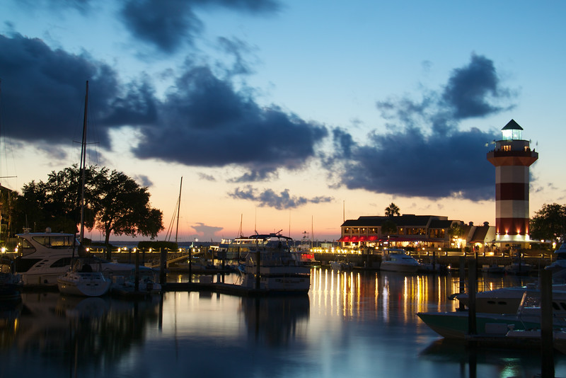 Harbour Town Sunset-2