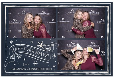 Compass Construction 2019 Holiday Party