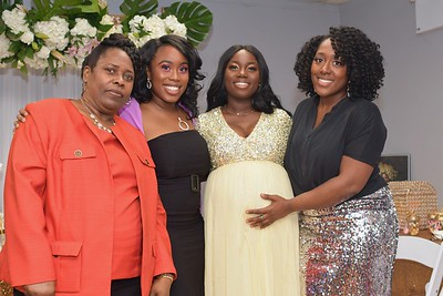 Nita & Alwyane's Baby Showers