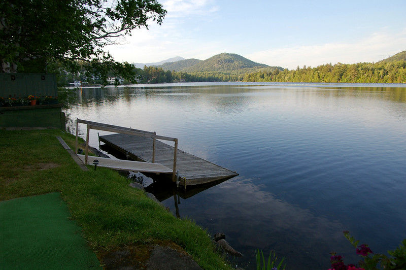 Mirror Lake, Lake Placid, New York