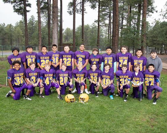 2018 BRJHS 7th Football