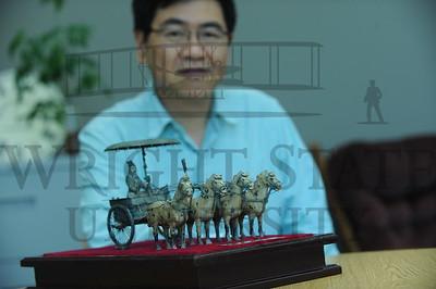 9195 Replica of Chinese Chariott 7-20-12