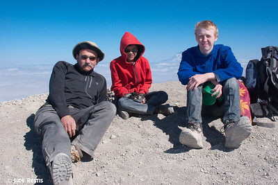 Mt. St. Helens 2012