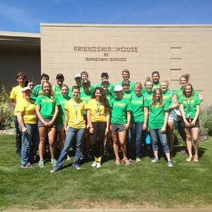Freshman Service Day 2016-2017