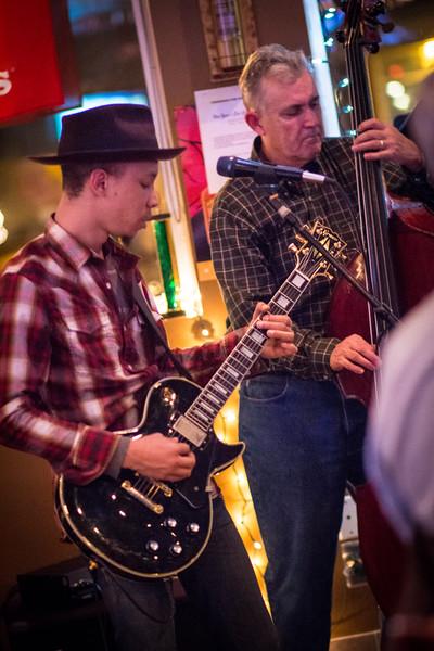 RJ's Blues Gang - Firehouse Pub, St. Clair Shores 12-12-2015