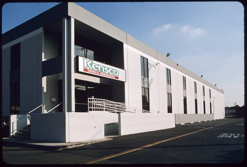 Industrial and commercial buildings, Vernon, 2004