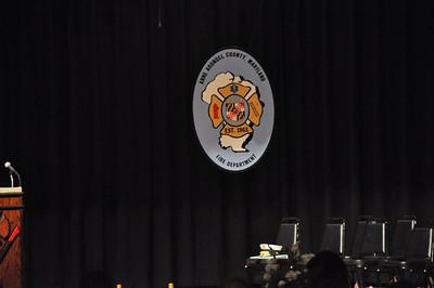 AAFD Class 50 Graduation 10-25-13