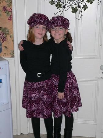 girls cheetah print hat