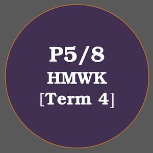 P5/8 HMWK T4
