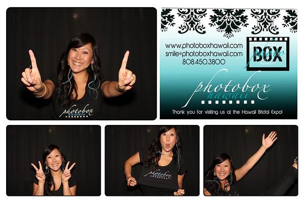 Hawaii Bridal Expo July 2011
