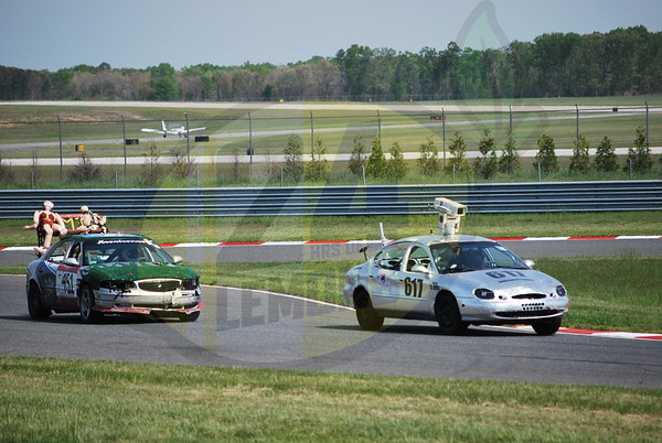 Real Hoopties of New Jersey, New Jersey Motorsports Park, May 2016