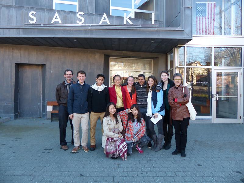 Sasaki Architects