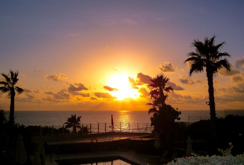 Herzliya sunset - LBD