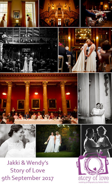 We had the most amazing day captured by our lovely photographer Natalie. She managed to capture the essence of the day. For two people who are not overfond of having their photographs taken she was amazing. It never felt like a chore and she was never obtrusive. The albums  and slide show are amazing.... memories for a lifetime..... fabulous!