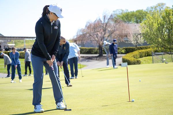 Athletics and Wellness Golf 2021