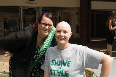 shave or style | macmillan cancer support
