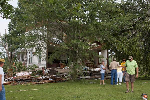 Chillicothe storm damage