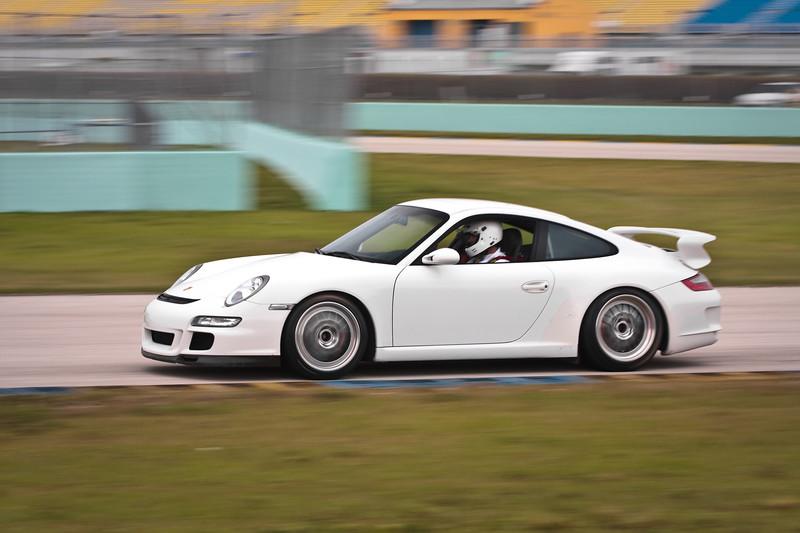 Porsche-White