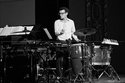 MU Spring Percussion Concert