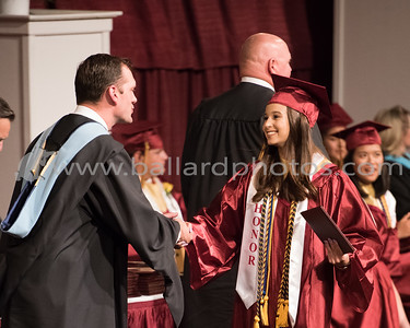 2018 Whitehall High School Graduation